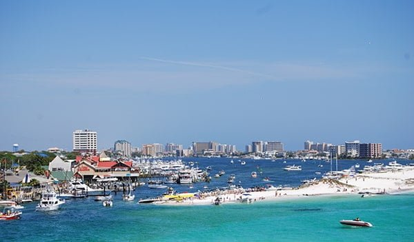 Destin Florida Holiday